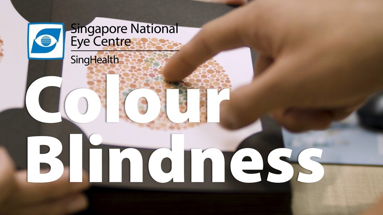 SingHealth – Colour Blindness