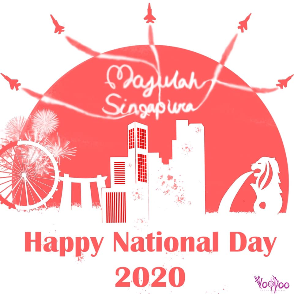 Happy National Day 2020!
